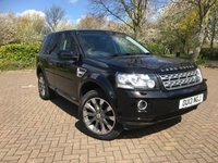 USED 2013 13 LAND ROVER FREELANDER 2 2.2 SD4 HSE LUXURY 5d AUTO 190 BHP