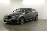 2013 MERCEDES-BENZ A CLASS 1.8 A180 CDI BLUEEFFICIENCY AMG SPORT 5d AUTO 109 BHP £SOLD