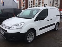 2015 CITROEN BERLINGO 1.6 625 ENTERPRISE L1 HDI 1 OWNER NO VAT £7999.00