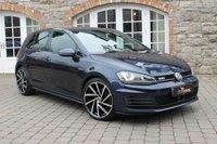2013 VOLKSWAGEN GOLF 2.0 GTD 5d 181 BHP £12450.00