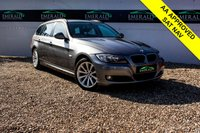 USED 2010 10 BMW 3 SERIES 2.0 320D SE BUSINESS EDITION TOURING 5d AUTO 181 BHP £0 DEPOSIT FINANCE AVAILABLE, AIR CONDITIONING, BLUETOOTH CONNECTIVITY, CD/MP3/RADIO, FULL LEATHER, REAR PARKING SENSORS, SATELLITE NAVIGATION, STEERING WHEEL CONTROLS