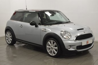 2009 MINI HATCH COOPER 1.6 COOPER S 3d 172 BHP *CHILI PACK* £5995.00