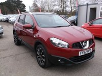 USED 2012 62 NISSAN QASHQAI 1.5 N-TEC PLUS DCI 5d 110 BHP HIGH SPEC DIESEL FAMILY CAR WITH EXCELLENT SERVICE HISTORY, DRIVES SUPERBLY