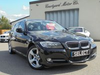 2012 BMW 3 SERIES 2.0 320D EXCLUSIVE EDITION TOURING 5d 181 BHP £6987.00