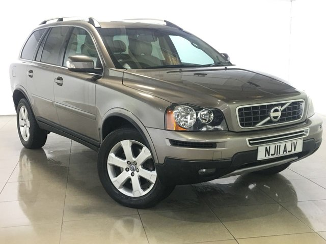 View our 2011 11 VOLVO XC90 2.4 D5 SE AWD 5d AUTO 197 BHP