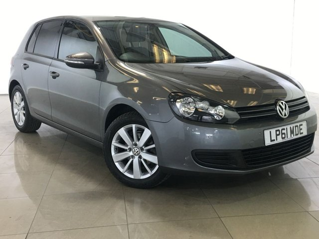 View our 2012 61 VOLKSWAGEN GOLF 1.6 MATCH TDI 5d 103 BHP