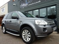 2012 LAND ROVER FREELANDER 2.2 TD4 XS 5d 150 BHP £SOLD