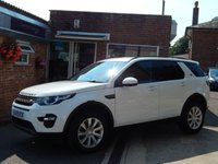 USED 2015 15 LAND ROVER DISCOVERY SPORT 2.2 SD4 SE TECH 5d 190 BHP 7 SEATER