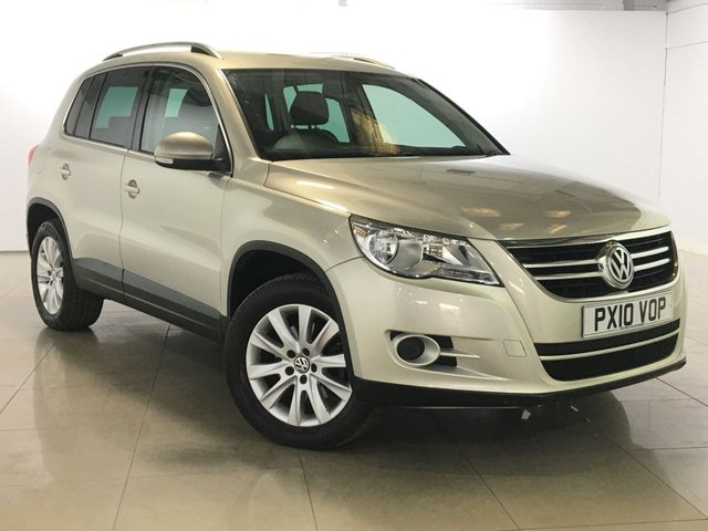 View our 2010 10 VOLKSWAGEN TIGUAN 2.0 SE TDI 4MOTION 5d AUTO 138 BHP