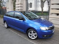 2014 SKODA RAPID 1.6 SPACEBACK ELEGANCE GREENTECH TDI CR 5d 89 BHP £7995.00