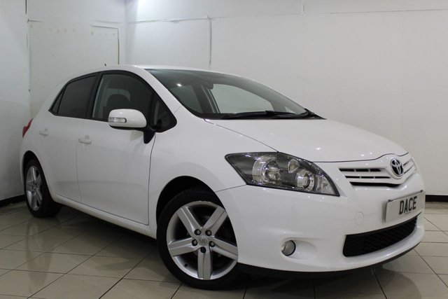 View our 2011 11 TOYOTA AURIS 1.6 SR VALVEMATIC 5DR 132 BHP
