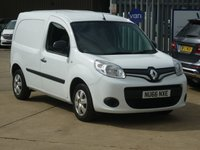 2016 RENAULT KANGOO 1.5DCi  ML19 BUSINESS PLUS  90 BHP AIR CON BLUE AND MUCH MORE  £7395.00