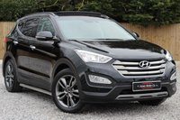 2015 HYUNDAI SANTA FE 2.2 CRDI PREMIUM SE 5d 194 BHP £21695.00