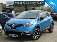 USED 2014 14 RENAULT CAPTUR 0.9 DYNAMIQUE S MEDIANAV ENERGY TCE S/S 5d 90 BHP Only 2 Family Owners From New