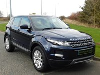2014 LAND ROVER RANGE ROVER EVOQUE 2.2 SD4 PURE TECH 5d AUTO 190 BHP £22990.00