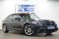 2010 BMW 5 SERIES 2.0 520D DIESEL M SPORT MEGA SPEC ! £9490.00