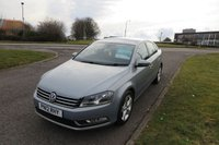 USED 2012 12 VOLKSWAGEN PASSAT 2.0 SE TDI BLUEMOTION TECHNOLOGY,Full History Alloys,Air Con,Cruise,Bluetooth,62mpg,FSH