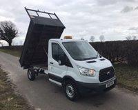 2016 FORD TRANSIT 350 C/C DRW £12995.00