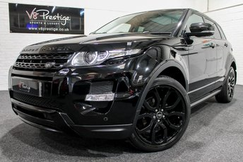2013 LAND ROVER RANGE ROVER EVOQUE 2.2 SD4 DYNAMIC 5d AUTO 190 BHP £SOLD