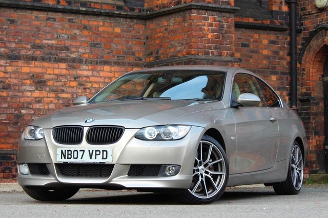 2007 07 BMW 3 SERIES 3.0 330d SE 2dr