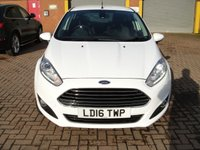 USED 2016 16 FORD FIESTA 1.6 TITANIUM 5d AUTO 104 BHP ANY PART EXCHANGE WELCOME, COUNTRY WIDE DELIVERY ARRANGED, HUGE SPEC