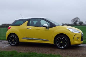 2010 CITROEN DS3 1.6 DSPORT 3d 155 BHP £4995.00
