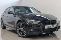 2017 BMW 3 SERIES 2.0 320D XDRIVE M SPORT SHADOW EDITION 4d AUTO 188 BHP £23990.00