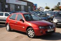 2006 ROVER 25 1.6 SI 16V 5d 108 BHP £1975.00