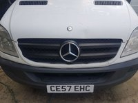 USED 2007 57 MERCEDES-BENZ SPRINTER 2.1 311 CDI MWB 1d 109 BHP CLIFFORD ALARM