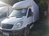 USED 2010 10 MERCEDES-BENZ SPRINTER 2.1 313 CDI LWB 1d 129 BHP ARCTIC WHITE ... BARGAIN PRICE