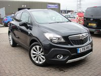 USED 2016 16 VAUXHALL MOKKA 1.4 SE 5d AUTO 138 BHP ANY PART EXCHANGE WELCOME, COUNTRY WIDE DELIVERY ARRANGED, HUGE SPEC