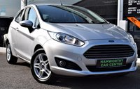 2013 FORD FIESTA 1.2 ZETEC 3 Door Hatch 81 BHP  £6790.00