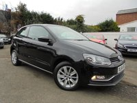 USED 2014 64 VOLKSWAGEN POLO 1.0 SE 3d 74 BHP ***DAB & BLUETOOTH***