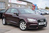 2011 AUDI A1 1.2 TFSI SE 3d 84 BHP £6575.00