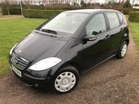 USED 2006 06 MERCEDES-BENZ A CLASS 2.0 A180 CDI CLASSIC SE 5d 108 BHP, MOT 03/19,,Recent Service Full Service History, MOT 03/19, Recently Serviced, Remote Locking, Aircon, Elec Windows, ABS TRC, Elec Mirrors, Part Exchange To Clear, Very Cheap To Run And Insure, Tidy Example, Drives Well, Tidy Bodywork,