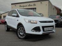 2014 FORD KUGA 2.0 TITANIUM TDCI 2WD 5d 138 BHP £10995.00