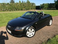 USED 2004 04 AUDI TT 1.8 ROADSTER 2d 148 BHP Full Audi History To 54000 FSH MOT 04/19 Full Service History, Recently Serviced, Cambelt Just Replaced, Truly Stunning Unmarked Example, MOT 04/19, Full Audi History To 54000 Miles, BOSE Audio, Power Hood, Electric Windbreaker, Remote Locking, Aircon, Climate Aircon, Unkerbed Alloys, Drives And Looks Superbly, You Will Not Be Dissapointed!!!