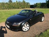 2004 AUDI TT 1.8 ROADSTER 2d 148 BHP Full Audi History To 54000 FSH MOT 04/19 £3495.00