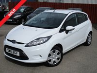 USED 2012 61 FORD FIESTA 1.4 STYLE TDCI 5d 70 BHP