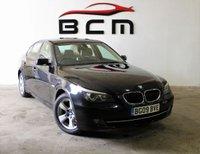 2009 BMW 5 SERIES 2.0 520D SE BUSINESS EDITION 4d AUTO 175 BHP £6485.00