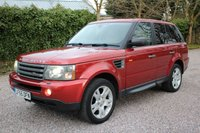 USED 2005 55 LAND ROVER RANGE ROVER SPORT 2.7 TDV6 HSE 5d AUTO 188 BHP