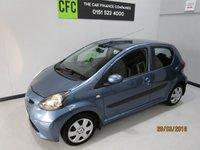 2008 TOYOTA AYGO 1.0 BLUE VVT-I 5d 68 BHP £2990.00