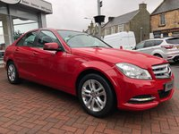 USED 2013 13 MERCEDES-BENZ C CLASS 2.1 C220 CDI BLUEEFFICIENCY EXECUTIVE SE 4d 168 BHP