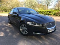 2012 JAGUAR XF 2.2 D LUXURY 4d AUTO 190 BHP £10995.00