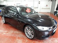 2013 BMW 3 SERIES 3.0 330D XDRIVE M SPORT TOURING 5d AUTO 255 BHP £SOLD