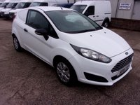 2015 FORD FIESTA 1.5 BASE TDCI 95 BHP £5995.00