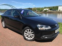 USED 2013 13 VOLKSWAGEN JETTA 1.6 LTD EDITION TDI BLUEMOTION TECHNOLOGY 4d 104 BHP **DIGITAL RADIO**