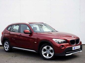 2010 BMW X1 2.0 XDRIVE20D SE 5d AUTO £9500.00