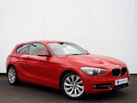 USED 2014 64 BMW 1 SERIES 1.6 114I SPORT 3d DAB, BLUETOOTH with BMW SERVICE HISTORY......