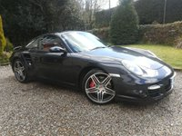 2007 PORSCHE 911 3.6 TURBO TIPTRONIC S 2d AUTO 474 BHP £52995.00